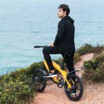 Vélo électronique intelligent